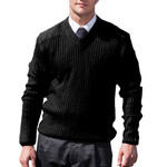 RTY Nato Style V Neck Sweater