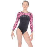 HEATWAVE LONG SLEEVE GYMNASTICS LEOTARD