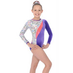 FIZZ LONG SLEEVE GYMNASTICS LEOTARD