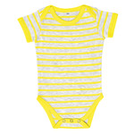 SOLS Baby Miles Striped Bodysuit