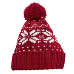 B/field Kids Fair Isle Beanie