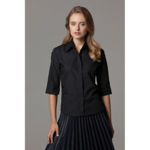 Women's continental blouse ¾ sleeve Thumbnail