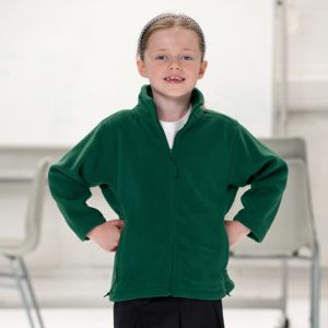 Kids full-zip outdoor fleece Thumbnail