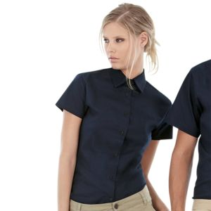 B&C Sharp short sleeve /women Thumbnail