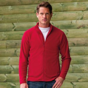 Full-zip microfleece Thumbnail