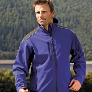 Ripstop softshell workwear jacket Thumbnail