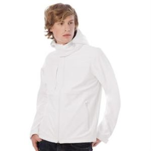 B&C Hooded softshell /men Thumbnail