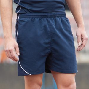Lined performance sports shorts Thumbnail