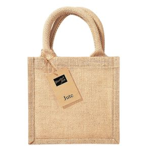 W/Mill Jute Petite Gift Bag Thumbnail