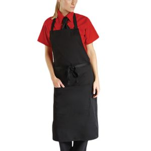 Dennys Bib Apron with Pocket Thumbnail