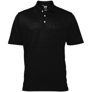 ClimaLite® textured solid polo Thumbnail