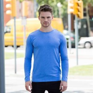 Feel good long sleeved stretch t-shirt Thumbnail