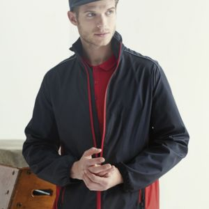 Regatta Active Mens Athens Track Jacket Thumbnail