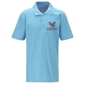 St. Johns Primary Polo Shirt Thumbnail