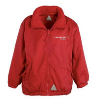Cranberry Academy Waterproof Coat Thumbnail