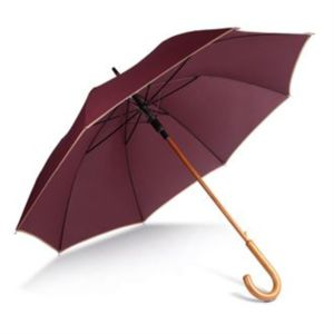Automatic wooded umbrella Thumbnail