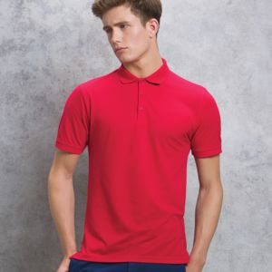 Kustom Kit Klassic Slim Fit Poly/Cotton Piqué Polo Shirt Thumbnail