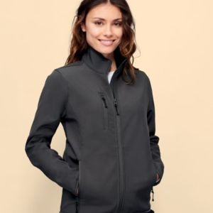 SOL'S Ladies Radian Soft Shell Jacket Thumbnail