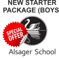 Alsager High School New Starter Package (Boys) Thumbnail